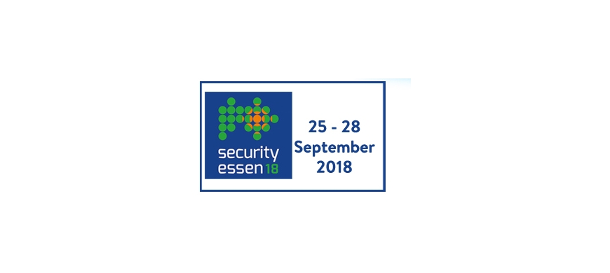 We Are Attending Essen 2018 Security Fair